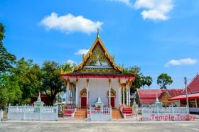 Wat Chamao (วัดชะเมา) Tambon Tha Wang, Mueang Nakhon Si Thammarat District, Nakhon Si Thammarat 80000, Thailand.