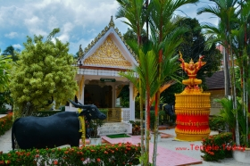 Wat Na Kun (วัดนากุน) Tambon Sa Kaeo, Amphoe Tha Sala, Chang Wat Nakhon Si Thammarat 80160, Thailand.