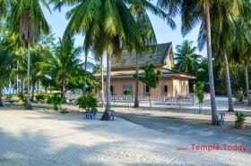 Wat ThangKheun (วัดทางขึ้น) Tambon Tha Khuen, Tha Sala District, Nakhon Si Thammarat 80160, Thailand.