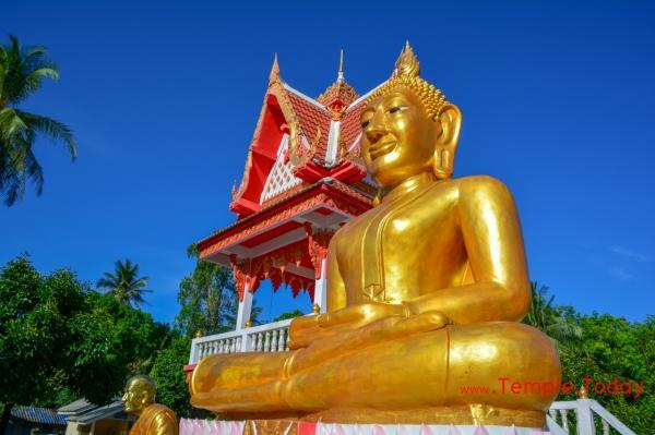 Wat U Thong (วัดอู่ทอง) Tambon Karo, Amphoe Nopphitam, Chang Wat Nakhon Si Thammarat 80160